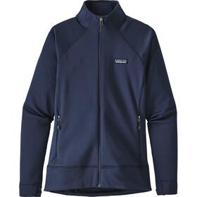 Patagonia W's Crosstrek Fleece Jacket Classic Navy